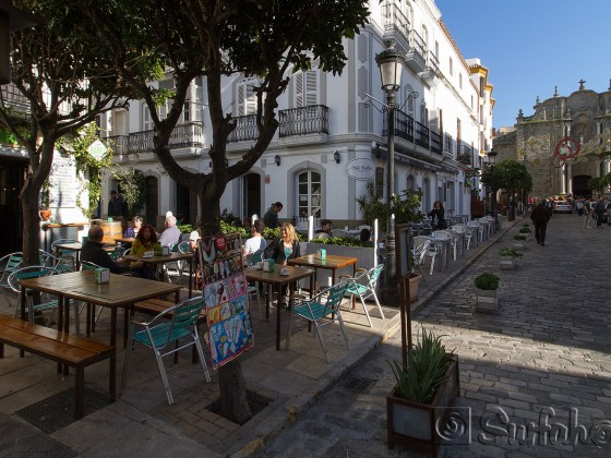 Tarifa Stadt, Café Central