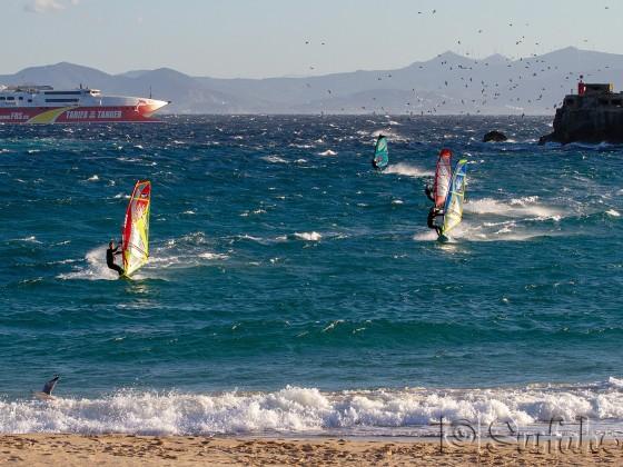 Tarifa, Playa Chica