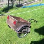 Ein toller kleiner handlicher Wagen aus dem Ramschladen .....