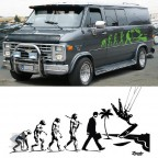 aufkleber evolution kiter http://www.freaksoffashion.com