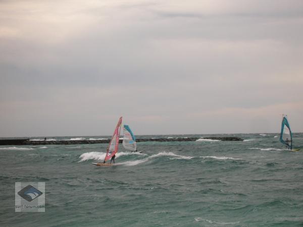 24.12.2008 Lanzarote Luft:24°C Wasser: 20°C