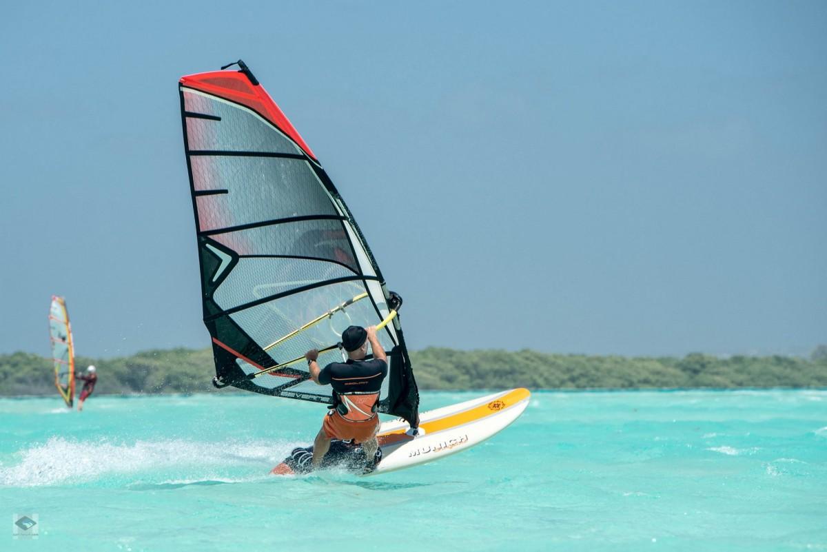 Bonaire mit genug Wind für 4.2