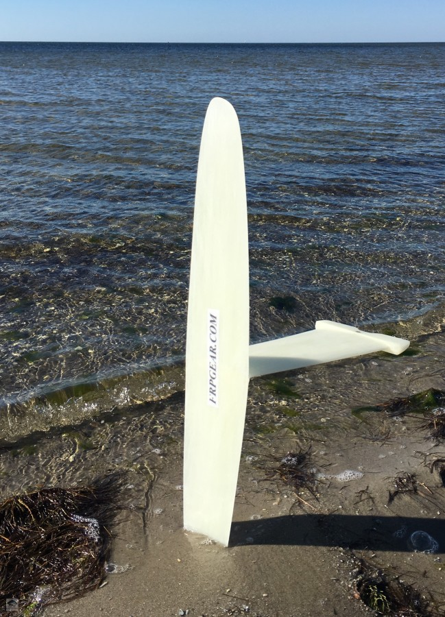 fly-fin hydrofoil