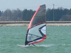 Speed  Point- AC-2 7.2 Exocet Warp Slalom 67 Drake Slalom Pro 38