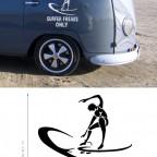 aufkleber surfer freaks http://www.freaksoffashion.com