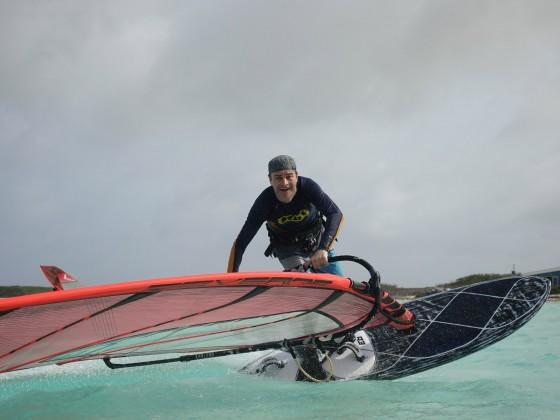 Bonaire-Badewanne 2018
