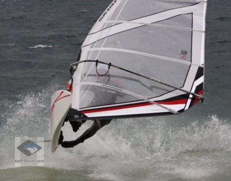 Fanatic TripleX 109/Gun-Sails Tempo 6,2