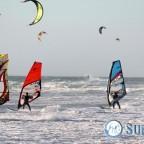 Windsurfing Kitesurf